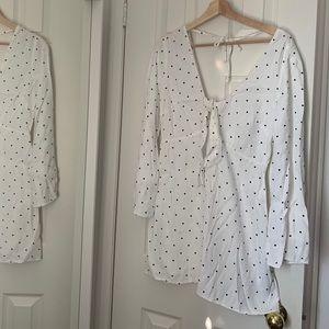 Topshop polka dot dress ♥️ sale